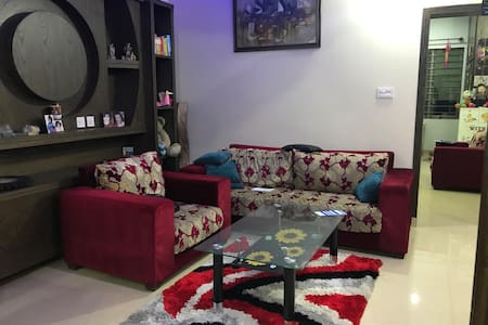Cozy Comfy Family Room in Islamabad