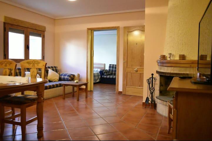 Apartamentos Rurales  De 3 y 2 dorm - Penàguila - Daire