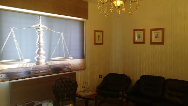 Work Space for Rent at Al-Bakourah St. 17, Amman