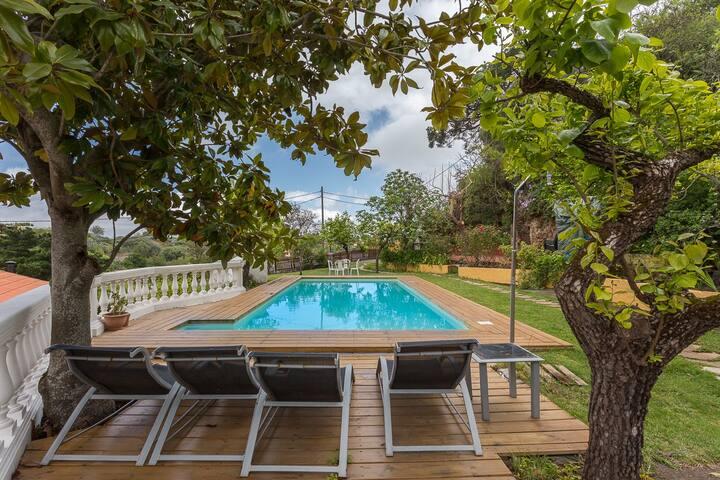 Casa Rural con Piscina Privada - Santa Brígida - Villa