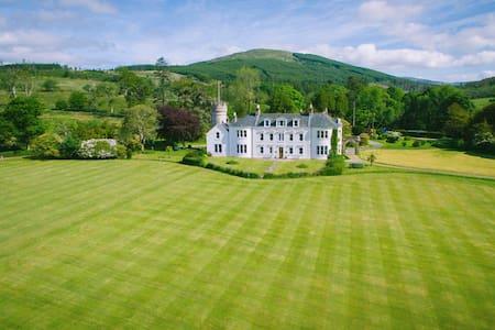 The Schoolhouse 5* Accommodation, Cowal, Argyll - Toward - Lägenhet