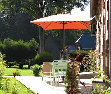 """Cottage """"LE TREPORT """"( 2 pers.) + Relaxation Area - Ouville-la-Rivière"""