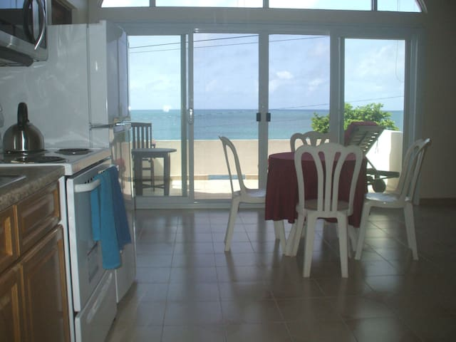 Esperanza Oceanfront Apartment, CR102/sleeps 2