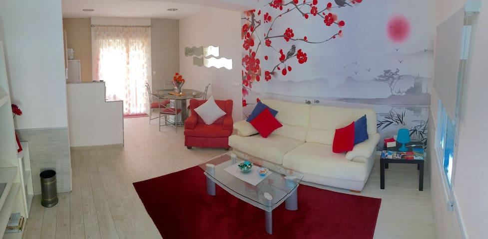 Preciosa vivienda en los Boliches - Fuengirola - Hus