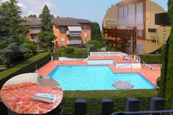 Relax in the peace & in the beauty - Peschiera del Garda - Apartmen