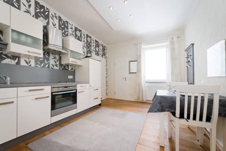 Schönes Apartment nähe Zentrum