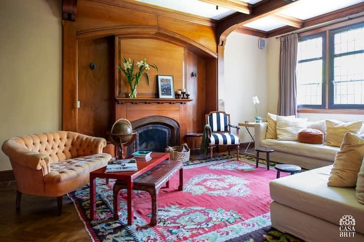 Casa Brit - amazing english house in Belgrano R