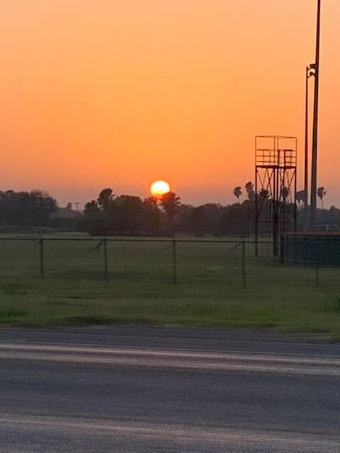 "Orange Sunrise ""B"""