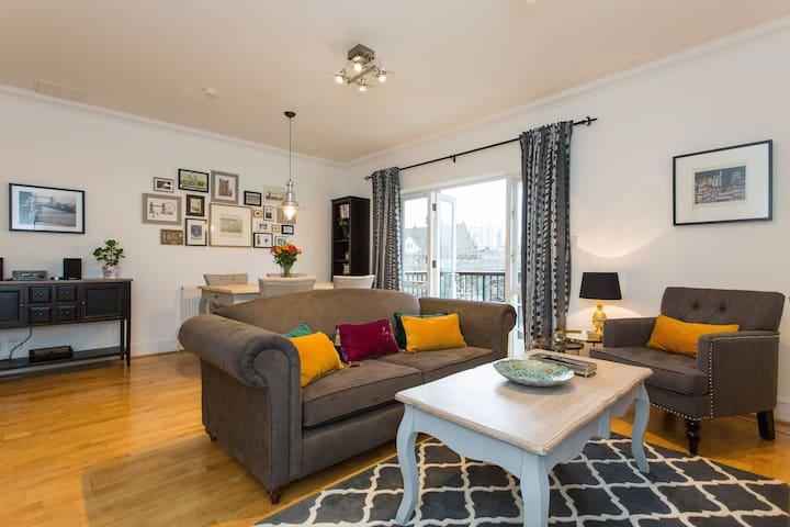 Luxury Park View City apartment 2 Bed 2 Bathrooms - Londen - Appartement