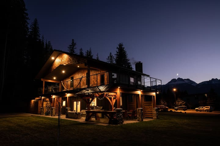 Crowbar Lodge: Box Canyon Bunkhouse