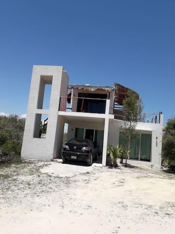 Casa de playa en Chicxulub