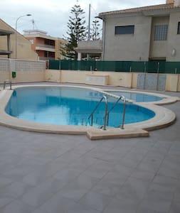 Apartamento a 100 metros playa