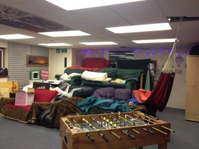 Lovely converted warehouse in London - Denham - House
