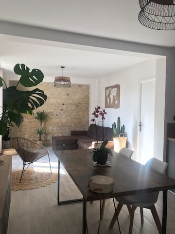 Chambre privée proche Chantilly CDG Parc Asterix