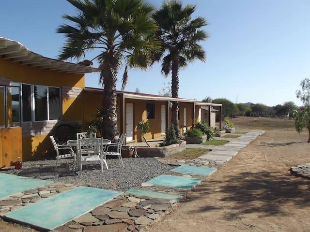 Rancho Villarino -Habitación 1