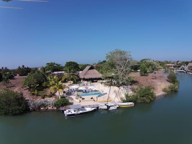 porto caito luxury village baru - Barú - Haus