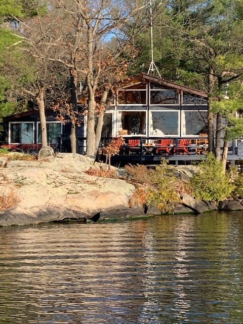 Port Severn cottage-90 minutes from Toronto