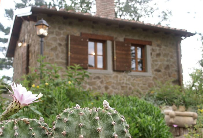 Romantic Private Cottage in Tuscany - Loro Ciuffenna - Xalet