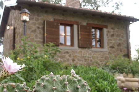 Romantic Private Cottage in Tuscany - Loro Ciuffenna - 牧人小屋