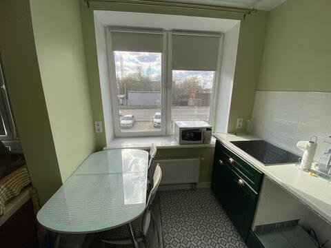 Уютная квартира рядом со станцией, 20мин до Москвы
