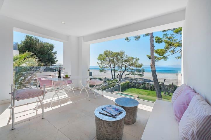 1st Floor Apartment Alcudia Playa - Alcúdia - Apartment