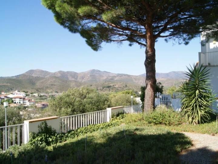 Agréable appartement pour 4 personnes.LLançà, Costa Brava, Empordà