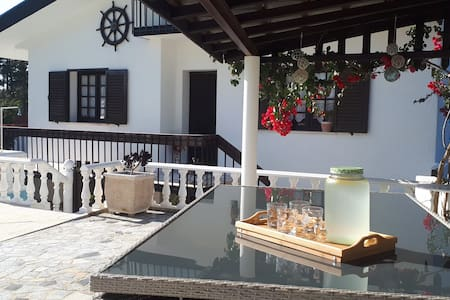 Local Accommodation with private swimming pool