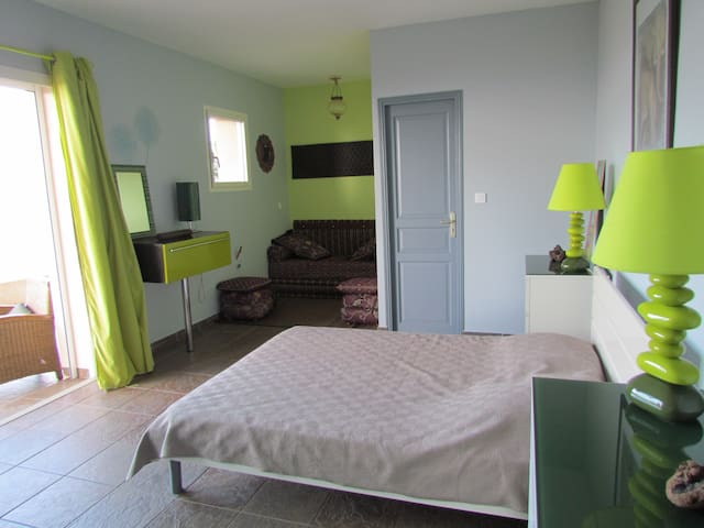 villa 5 étoiles, piscine, vue paradisiaque mer - Viggianello - Villa