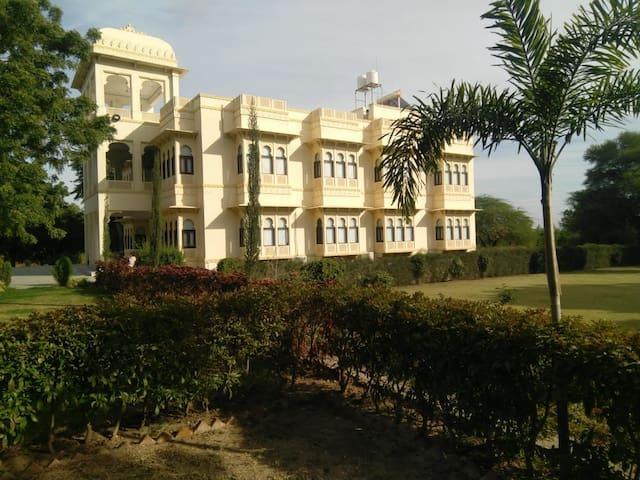 Room at Shalini Vilas