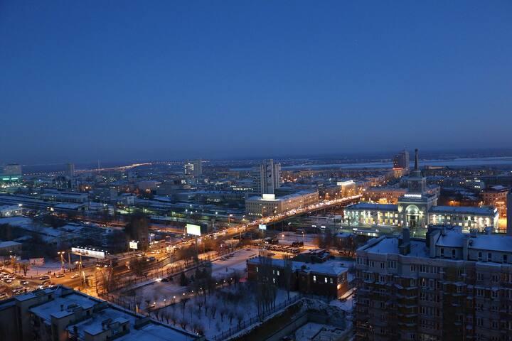 Квартира в центре Волгограда