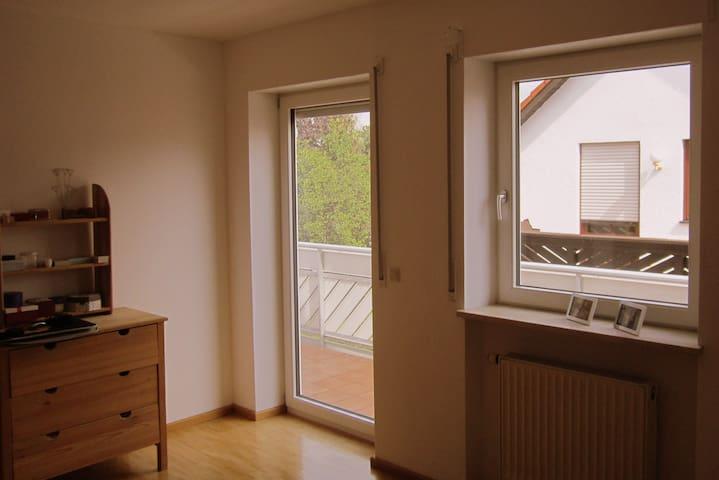 Schöne Wohnung zum Verbleib - Lüdenscheid - อพาร์ทเมนท์