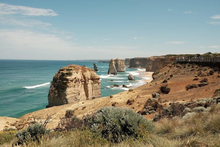 12 Apostles coastline