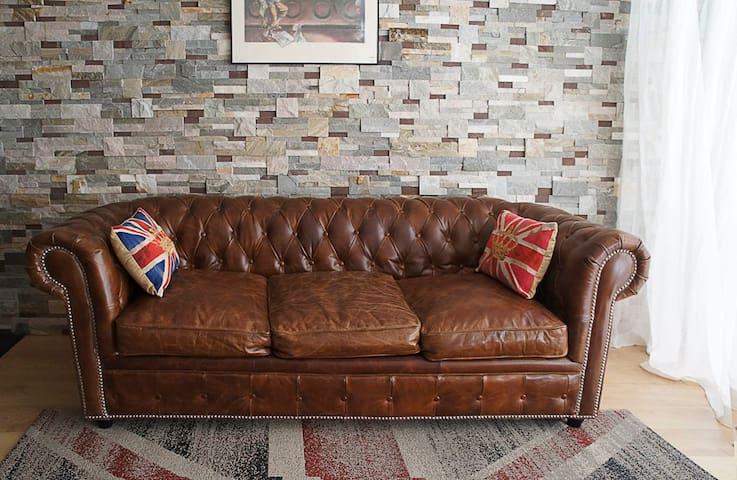 convertible sofa 136x185cm