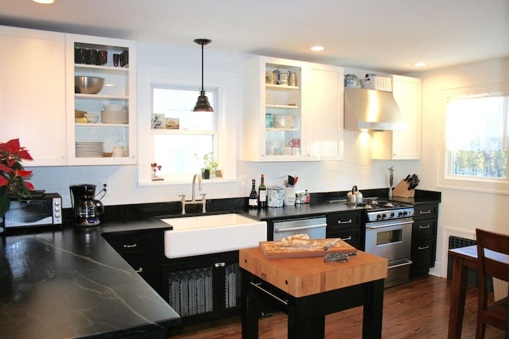 Charming renovated home near NYC - White Plains - Hus