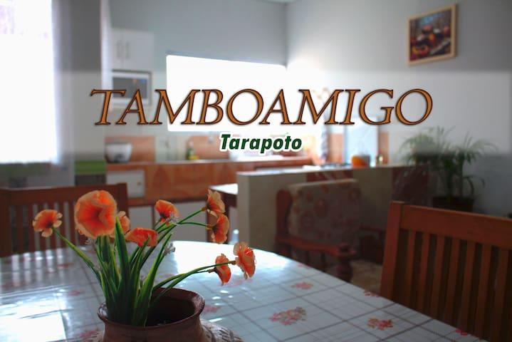 TAMBOAMIGO - (Seguridad, Amistad y Confianza)
