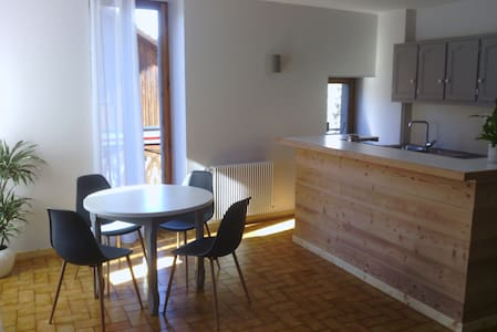 Agréable petit appartement au coeur du village - Morzine - Lejlighed