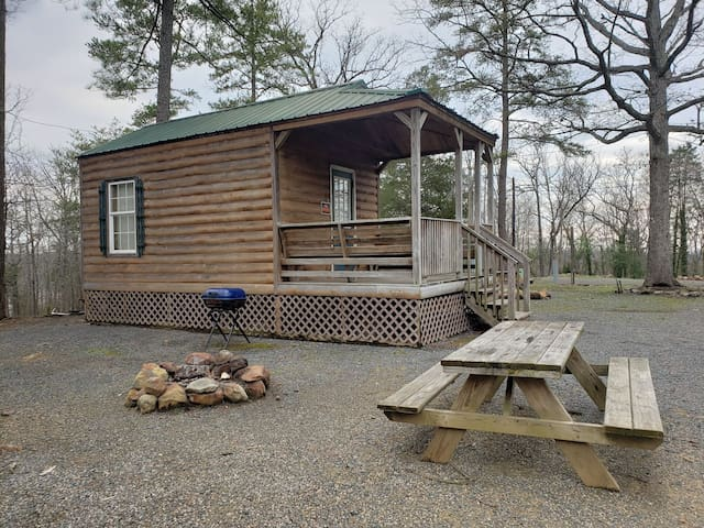 Norwood Campground Cabin 1