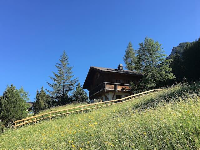 Mountain Chalet in Liechtenstein