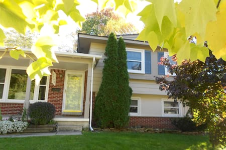Comfy affordable in-house separate 1-bedroom unit - Ann Arbor - Piano intero