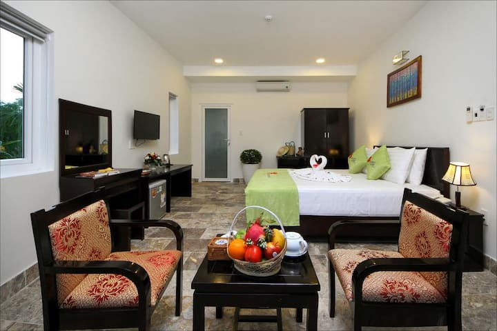 Double room with balcony - nearby old town