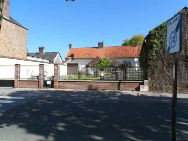 maison  familiale pour tous ancien corps de ferme