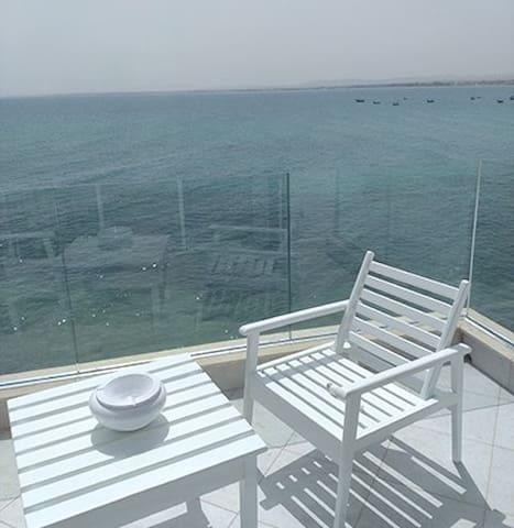 Magnifique B&B dans la Médina - Pieds dans l'eau