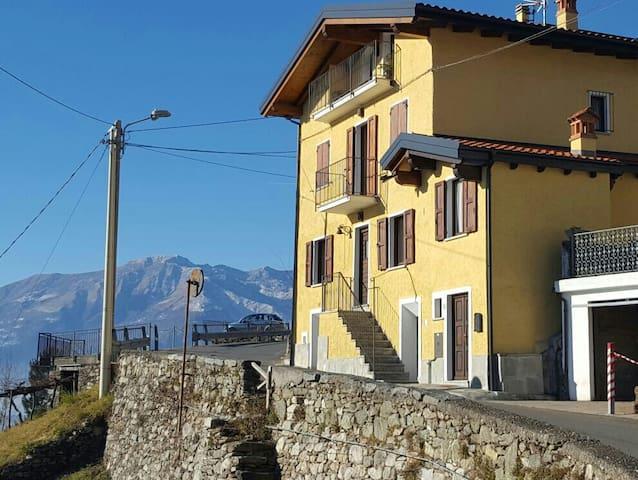 Casa Chicca - Gera Lario - Hus