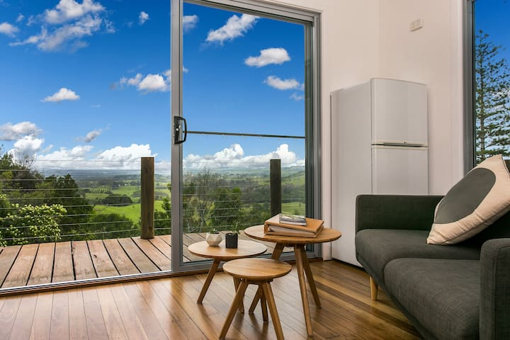 Peace of Byron - Ocean Views - Private Cabin - Coopers Shoot