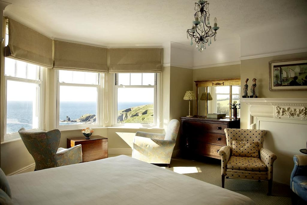 Atlantic Room Sea view