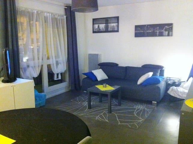 Bel appartement calme proche CV - Carbon-Blanc - Departamento