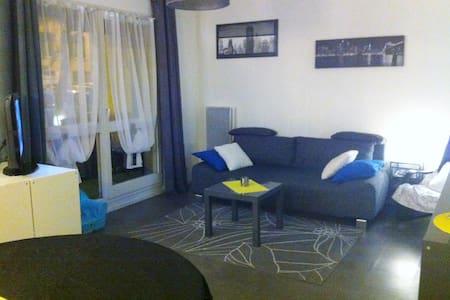 Bel appartement calme proche CV - Daire