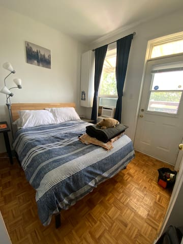 Cozy 1 bedroom, 4 pers, close to canal, bike path