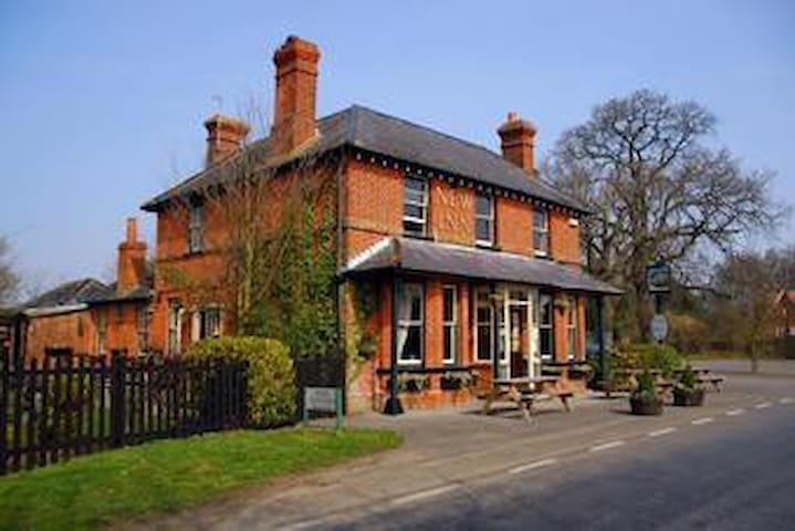 The Iron Duke, Nr Reading, Basingstoke & London - Stratfield Saye