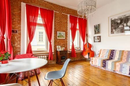 A fantastic flat in central Moscow - Moskva - Pis